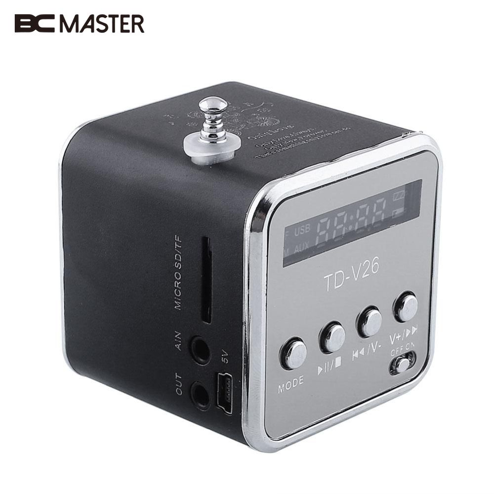 Panda 6207 Radio Automatically Search Am Radio Consumer Electronics Fm Dsp Two-band One-button Recording Timer Switch Lithium Battery Tf Card Player
