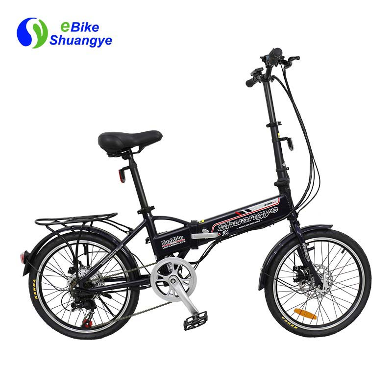 36v250w aluminum alloy frame best folding Variable speed electric bike