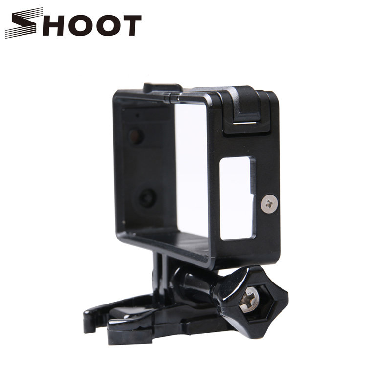 SHOOT Standard Border Frame Mount for Gopro Hero 4 3 Action Camera GoPro Protective Frame Case
