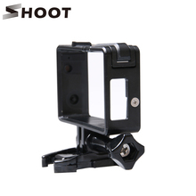 SHOOT Standard Border Frame Mount for Gopro Hero 4 3+ Action Camera GoPro Protective Frame Case GoPro Hero 4 Accessories