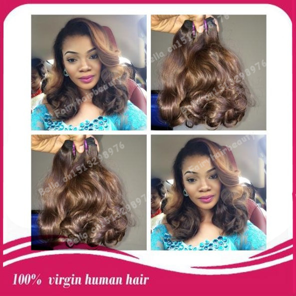 Hot sale 7a grade two tone mixed virgin brazilian bouncy curl hot sale 7a grade two tone mixed virgin brazilian bouncy curl highlight funmi hair weave for pmusecretfo Image collections