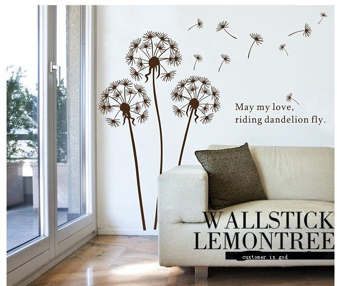 Window stickers for house architectural designs
