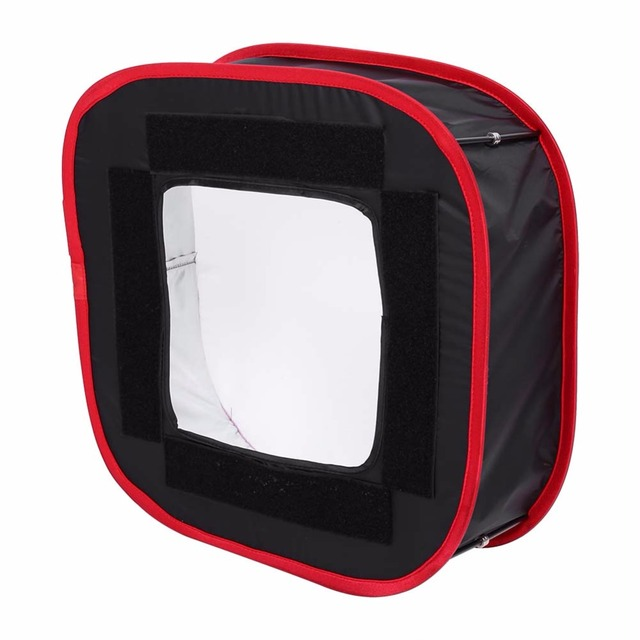 photography studio universal foldable flash softbox diffuser compact led light panel soft filter for canon sony