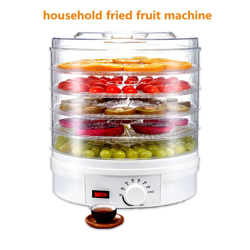 fast speed dried fruit machine,5 Fruits and vegetables dehydration dry meat ,peet food,tea machine free shipping dried fruit machine food dryer home vegetables fruit dehydration machine mute strong efficient health fast convenience