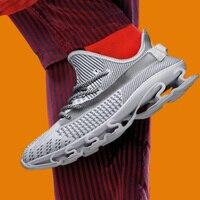 2019 Men sneakers walking Men's shoes casual sneaker non slip wearable male shoes tenis masculino adulto