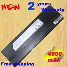7.3 فولت 35wh/4900 مللي أمبير بطارية محمول لشركة آسوس eee pc T101 T101MT 90 0A1Q2B1000Q AP22 T101MT مفكرة البطارية