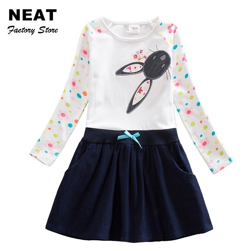 Retail Girls Dresses Baby Princess Dresses Girls Flower Tutu Long Sleeve Dresses Children Clothing Kid Wear LH5922 H5922 mix retail baby girls