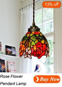 Rose Flower Pendant Lamp