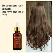 Hot 1Pc Effective Hair Care Essence Hair Growth Solution Fluid Hair Loss Prevention Hair Essence