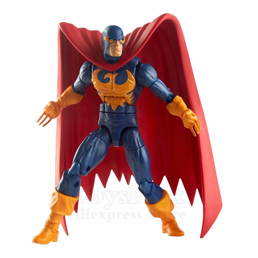 "Marvel Legends The Avengers Endgame Wave Nighthawk 6/"" Loose Action Figure"
