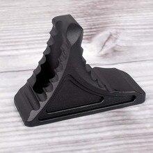 Охотничий Keymod/M-LOK ручной стоп баррикад отдых HandStop тактический охотничий стандарт Handguard система Черный