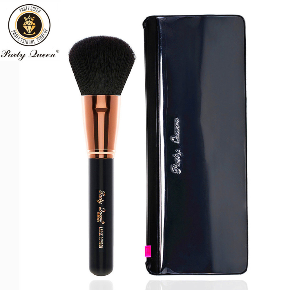 Party Queen Makeup Brushes Face Large Powder Blush Brush Brushes For Makeup Bronzer Huge ...