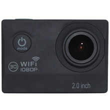 "OnReal X20HW 2.0 ""Eylem Kamera Su Geçirmez 1080 p 30fps 4G150D dahili WiFi Spor Kamera"