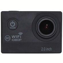 """OnReal X20HW 2.0 """"działania kamery wodoodporny 1080 p 30fps 4G150D zbudowany w WiFi kamera sportowa"""