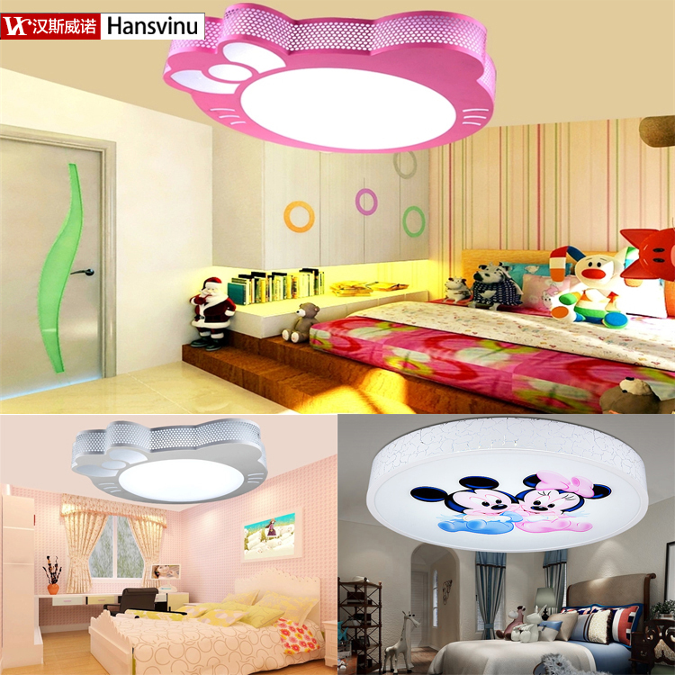 2015 new fashion cute lamp cartoon style children ceiling light kids room ceiling modern led ceiling childrens room lighting