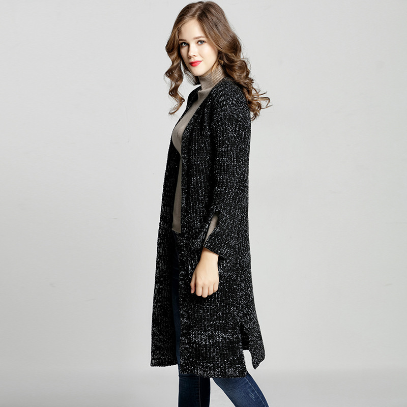 Sweaters Cardigans Women Sweater Long Gardigan Plus Size 5xl Clothing Big Spring Autumn Winter Sweaters Tops Womens Cape Poncho Coat Gardigans
