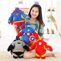 Big Hero 6 Baymax Cosplay The Avengers Superhéroe Superman y Batman y el Capitán América y Ironman