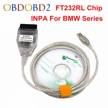 Can-Interface DCAN Inpa-K FT232RL Newest for BMW USB USB