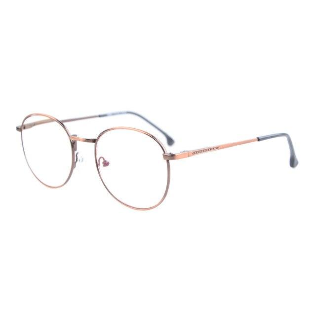 e82cad97142 R1619 Eyekepper Quality Spring Hinges Large Round Retro Eyeglasses + ...