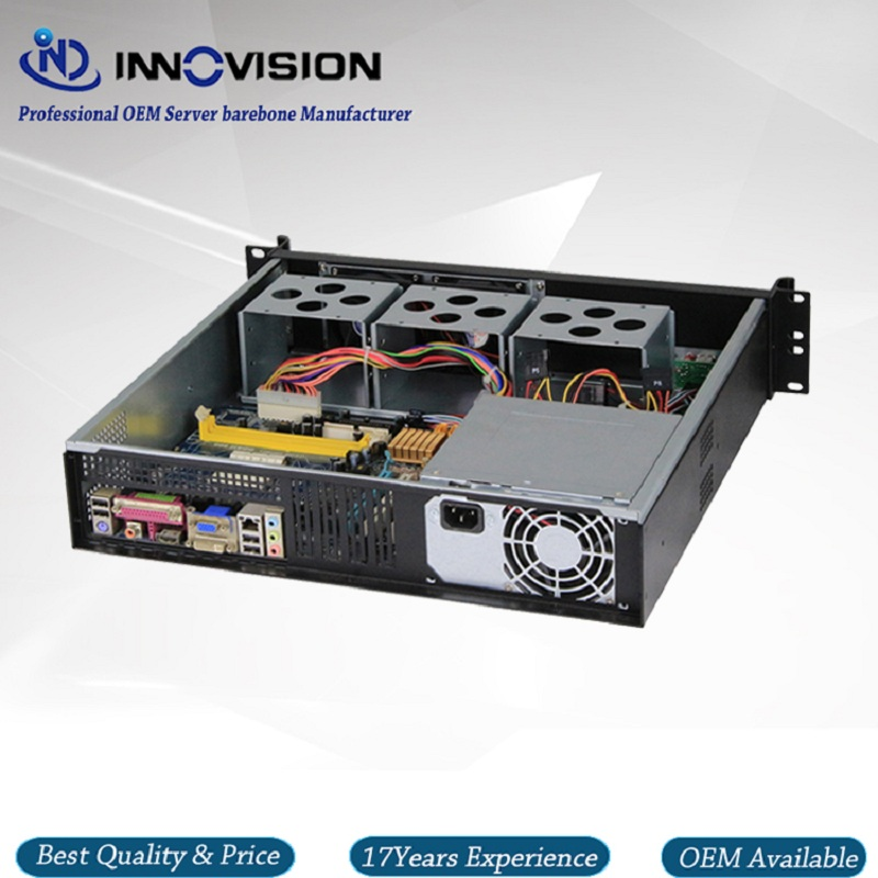 Image 4 - Upscale Al front panel 2u server case RX2400 19inch 2U rack mount chassis-in Industrial Computer & Accessories from Computer & Office