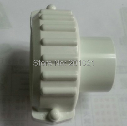 LX heater connector 32mm spa hot tub pump reducer 1.5 to 1 tailpiece, air blower reducer and whirlpool bathtub heater reducer