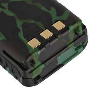 Image 5 - Baofeng UV 5R batterie de Camouflage talkie walkie BL 5 prolongée 3800 mAh 7.4 V Li ion batterie batterie Rechargeable pour Radio BF F8