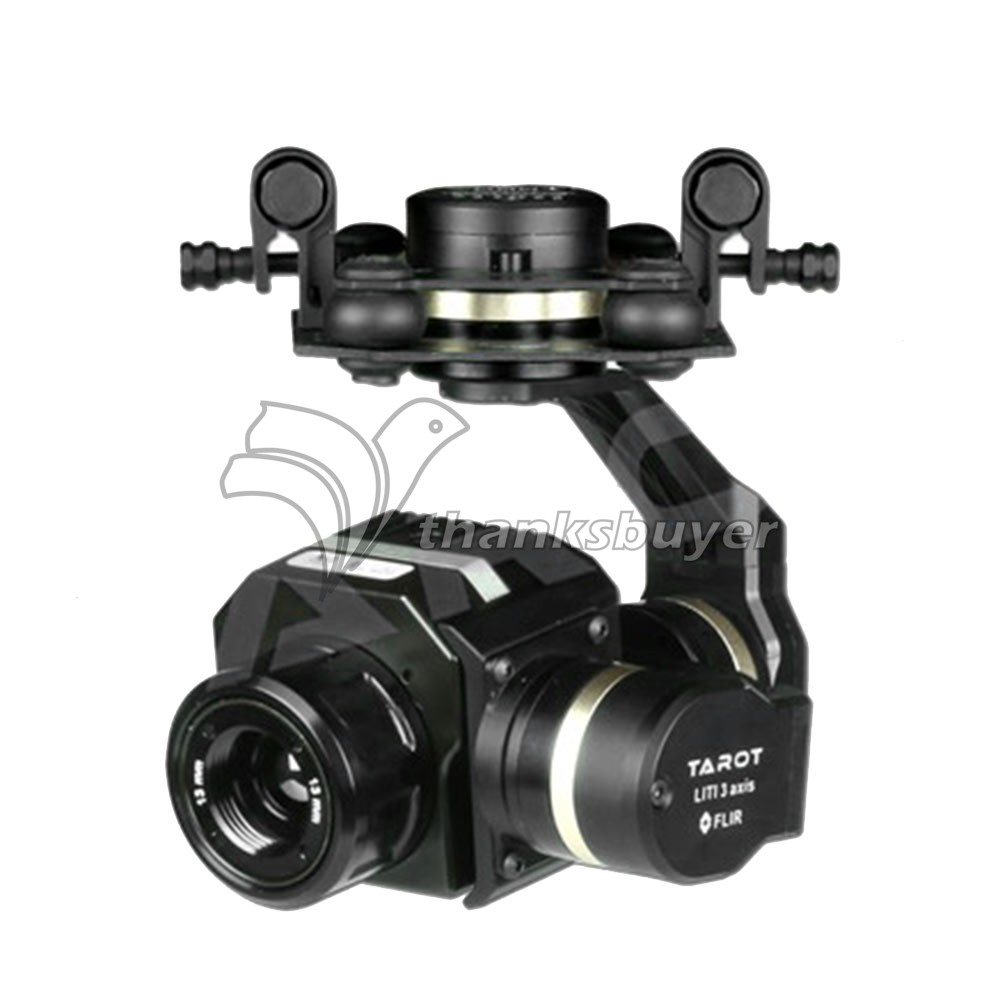 Tarot FLIR 3 Axis Camera Gimbal PTZ for FPV Quadcopter font b Drone b font Multicopter