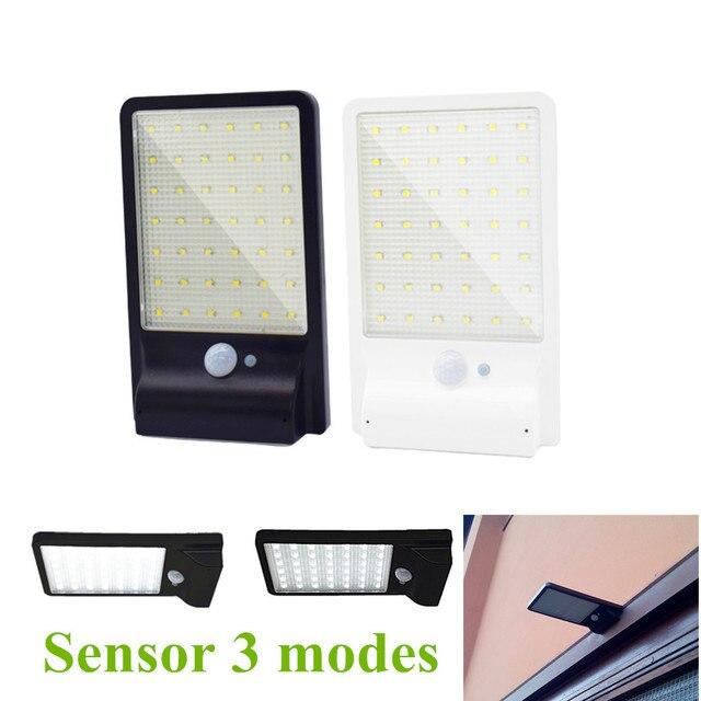 betwinkle 42 led solar licht bewegingssensor verlichting tuin wandlamp waterdicht voor outdoor