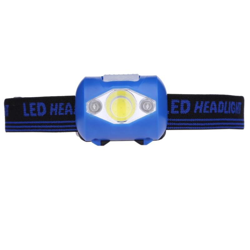 Mini Rechargeable LED Headlamp 3W Body Motion Sensor Headlight Camping Flashlight Head Light Torch Lamp r3 2led super bright mini headlamp headlight flashlight torch lamp 4 models