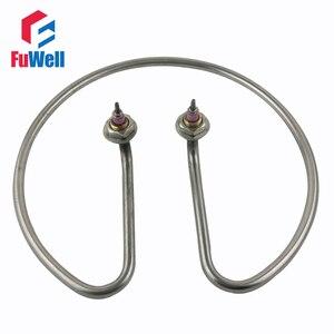 Image 3 - Нагревательный элемент из нержавеющей стали/меди 304, Электрический трубчатый нагреватель для открытого ведра