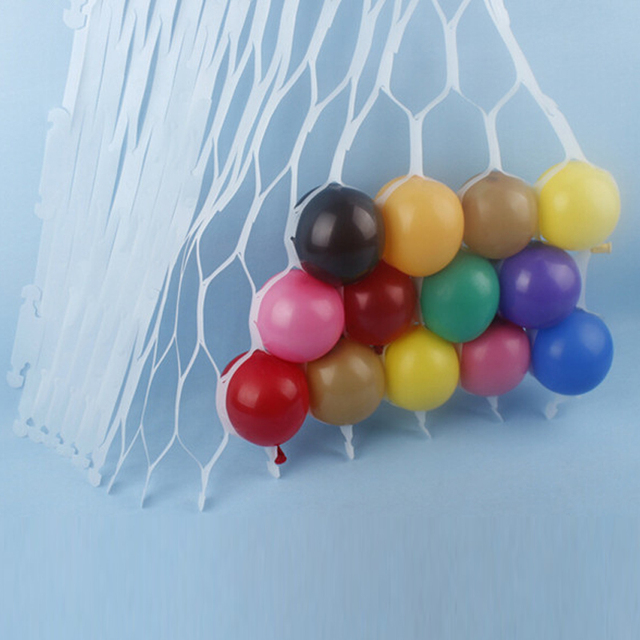 Balloon Accessories Birthday Party Supplies 91 Grid Fixed Balloons Wedding Decoration Decorations Kids