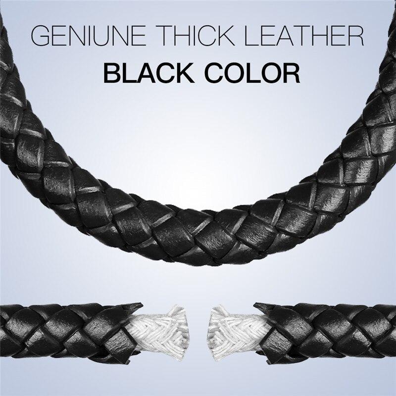 Retro Braid Black
