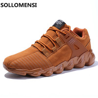 2017 New Lovers Running Shoes For Men Breathable Male Sneakers Outdoor Women Running Shoes Athletic Plus