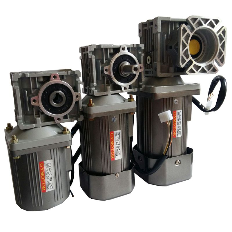 AC 220V 60W with RV30 worm gearbox ,High torque Constant speed worm Gear motor,Drive motor,Rolling Shutters motor