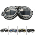 Vintage Motorcycle Glasses Goggles ATV Motocross UV Protection Ski Snowboard Motocross Cycling Eyewear Sport Helmets Goggles