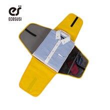 Ecosusi модные женские туфли и мужчин дорожного чемодана багажа сумка рубашка галстук бюстгальтер одежда Чехол Сумка Портативный
