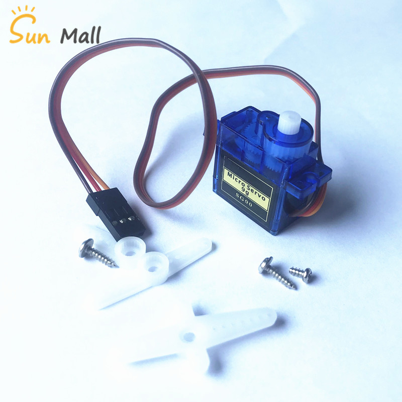 Rc Mini Micro 9g Servo SG90 for RC Helicopter Airplane Car Boat 90degree/360 degree 2018 new sg90 servo mini micro 9g for rc helicopter airplane foamy plane car boat high quality