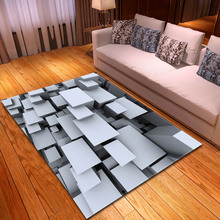 Nordic style Creative Home Carpets For Living Room Coffee Table Area Rugs Modern Bedroom Large Size Carpet Bedside Antiskid Mats