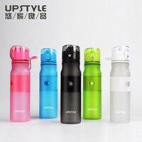 Лидер продаж 620 мл многоцветная спортивный My Water Бутылка Для Воды бутылке Портативный Соломинки Фитнес кампании шейкер на велосипеде