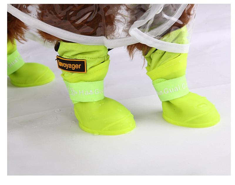 Dog Rain Boots (12)