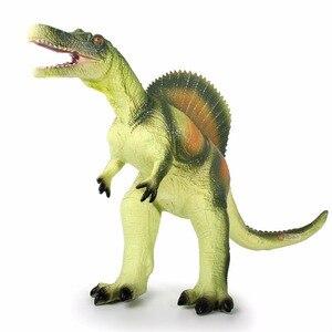Image 4 - Wiben Jurassic ใหญ่ไดโนเสาร์ Spinosaurus ของเล่นพลาสติกสัตว์แอ็คชั่นและของเล่นตัวเลขเด็กของเล่นสำหรับเด็กผู้หญิงเด็กชาย