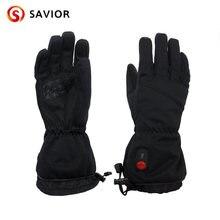Спаситель с-18 зима с подогревом перчатки для катания на лыжах,рыбная ловля,верховая езда,охота outerdoor спорт,контролируемой температуре