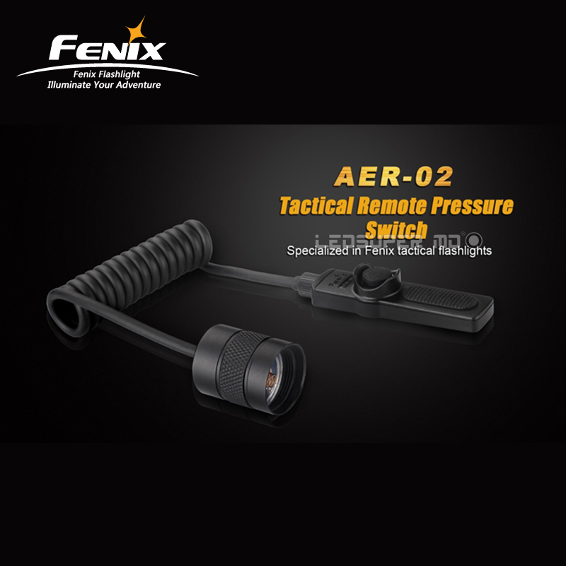 Fenix AER-02 Remote Pressure Switch for Fenix Tactical Flashlight PD35/ TK09/ TK15/ TK22/ UC35/ TK15C/ PD35TAC the cancer whisperer