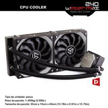ALSEYE Wasserkühlung CPU Kühler TDP 320 Watt Prozessor Kühler Dual PWM 120mm fan für computer CPU LGA115x/1366/2011/AM2/AM3/AM4 Alle