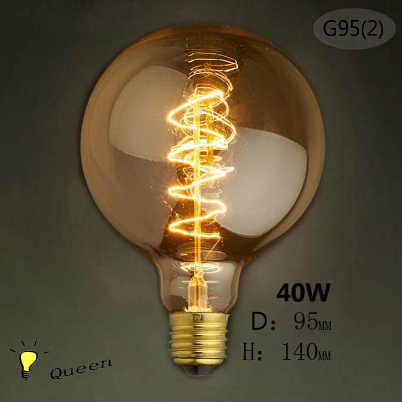 эдисон лампы доставка из Китая