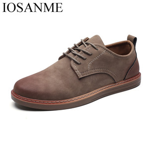 fashion leather casual shoes m