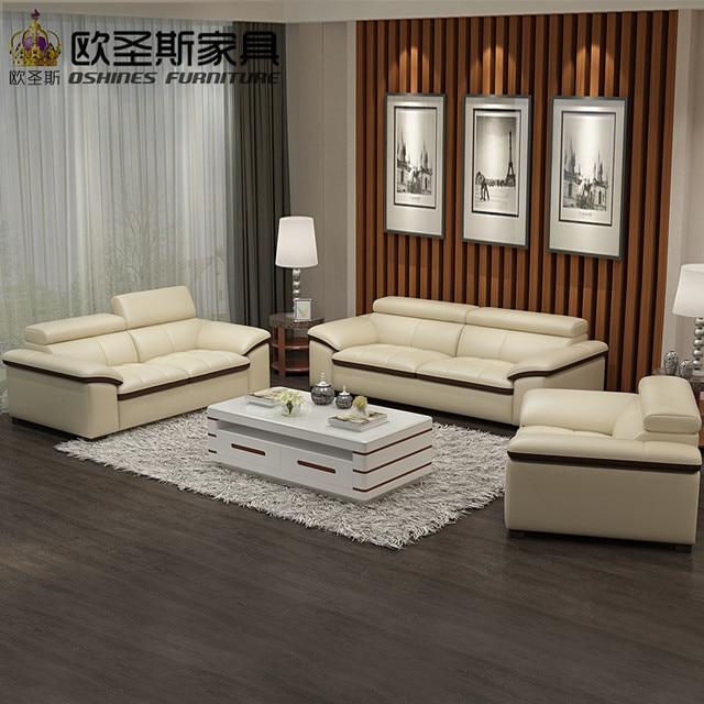 new design italy modern leather sofa soft comfortable livingroom genuine leather sofa real