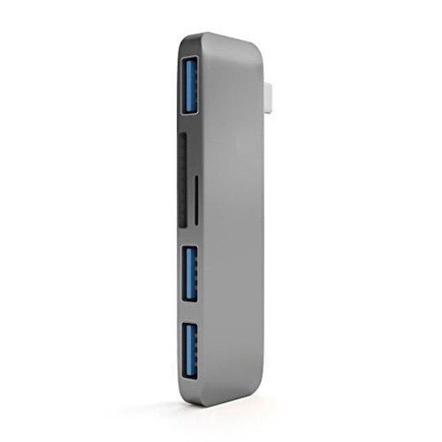 Hub USB C moable HDMI Thunderbolt 3 adattatore USB 3.1 con Slot per lettore di schede SD TF TF porta USB 3.0 per MacBook Pro/Air tipo-c Hub 4