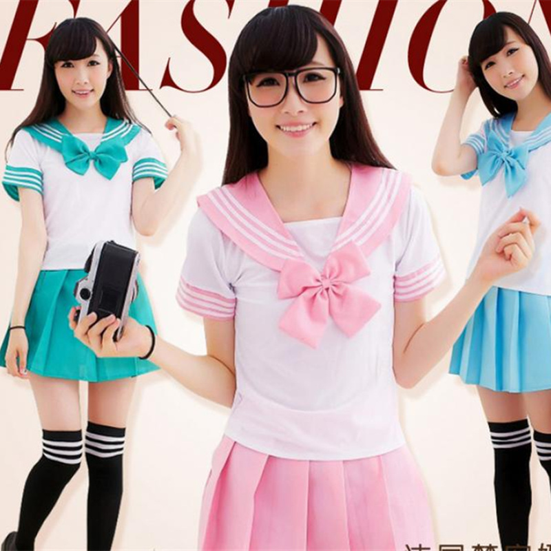 Japanese School Girl Uniform Costume