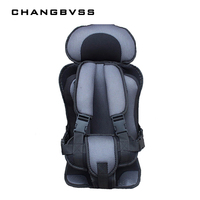 Adjustable Baby Car Seat For 6 Months 5 Years Old Baby Safe Toddler Booster Seat Child